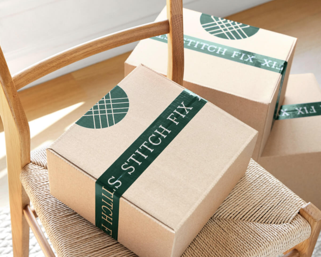 Stitch Fix boxes